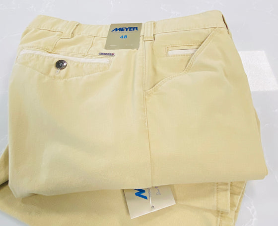 CHICAGO YELLOW CHINO