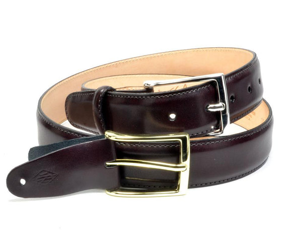 BURGUNDY SMITH BELT
