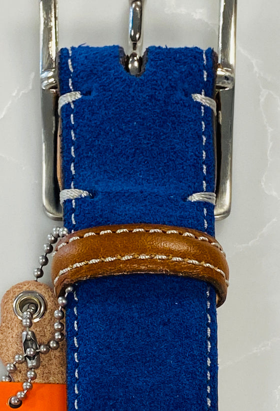 THURSTON SUEDE BELT