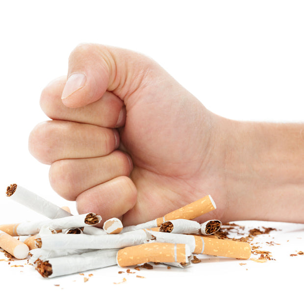 Diet and stop smoking advice