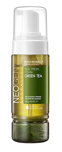 NEOGENLAB Real Fresh GREEN TEA Foam