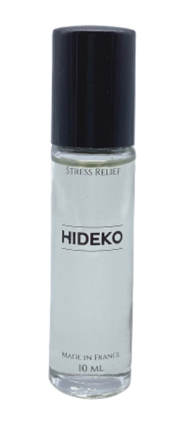 Hideko Japanese Spa - Stress Relief 100% PURE  / Essential oil Blend Roll On