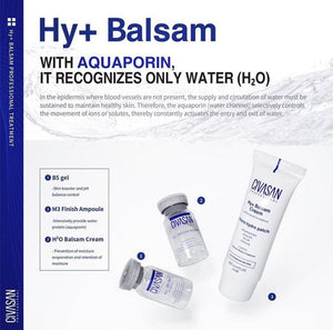 HY+ BALSAM PROFESSIONAL KIT Step1*5 / Step2*5 / Step3*3
