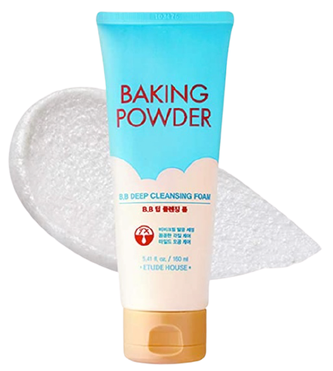 ETUDE HOUSE Baking Powder B.B Deep Cleansing Foam 5.4 oz / 160ml