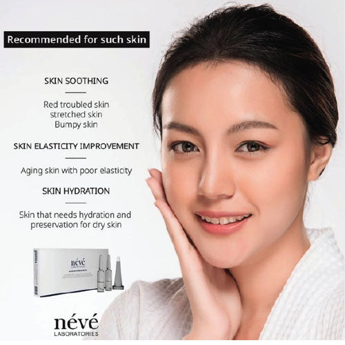 NEVE LAB - One Month Program  / 10 Ampoules