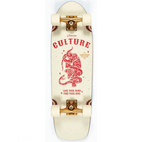 Cruiser Dusters Culture Off White Red - 29.5""