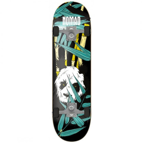 Nomad Jungle Dirty Panda Skate Completo - 8.125""