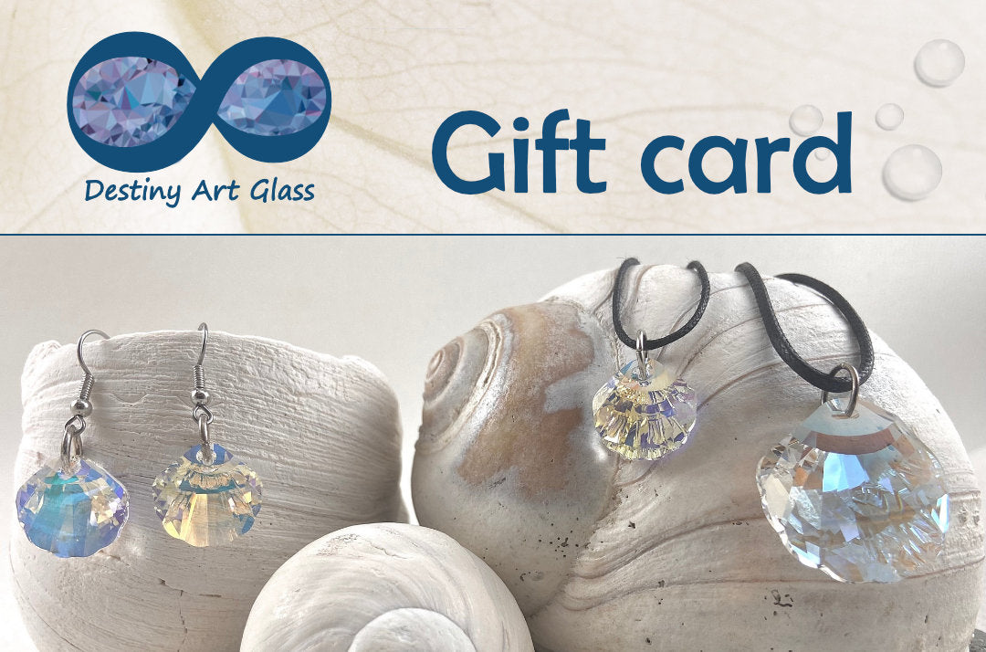 Destiny Art Glass Gift Card
