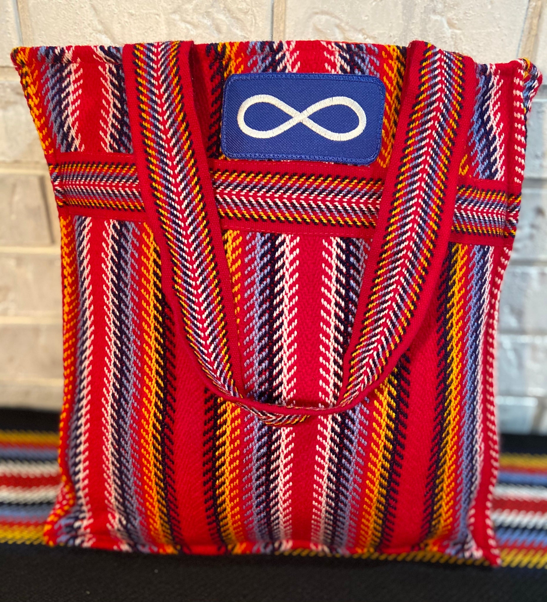 Louis Riel Fire Bag