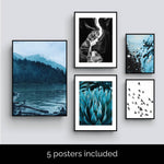 Load image into Gallery viewer, Turquoise Gallery