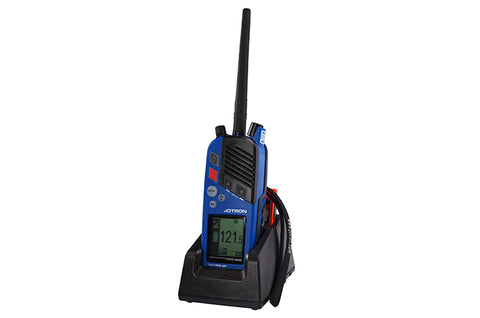 RADIO VHF Portable aeronautical VHF EMERGENCY RADIO Tron TR30 AIR
