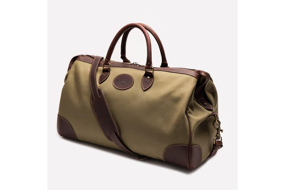 Hurlingham Overnight Bag - Olive