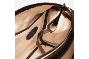 Hurlingham Overnight Bag - Ivory