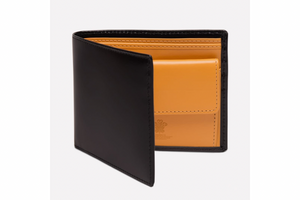 Bridle Billfold with Coin Pocket