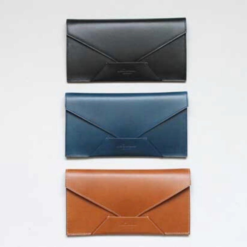 ENCASE Envelope Long Wallet - onlybrown