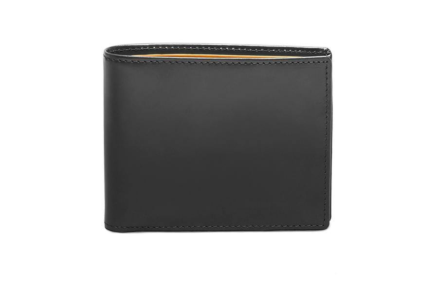 Bridle Hide Billfold - Ettinger Grey (Personalisation)
