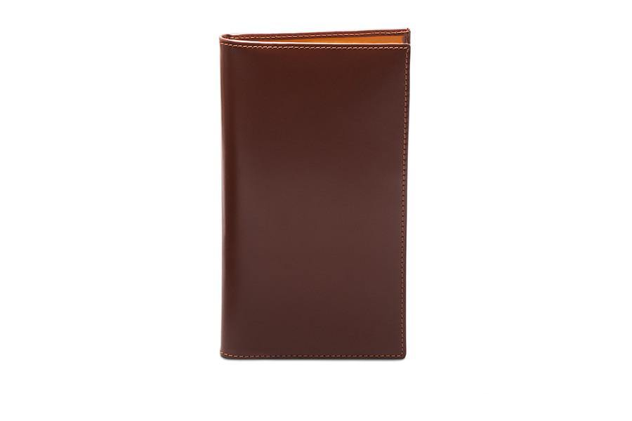 Bridle Coat Wallet - Havana (Personalisation) - onlybrown