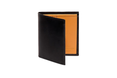 Bridle Mini Wallet - Black (Personalisation)