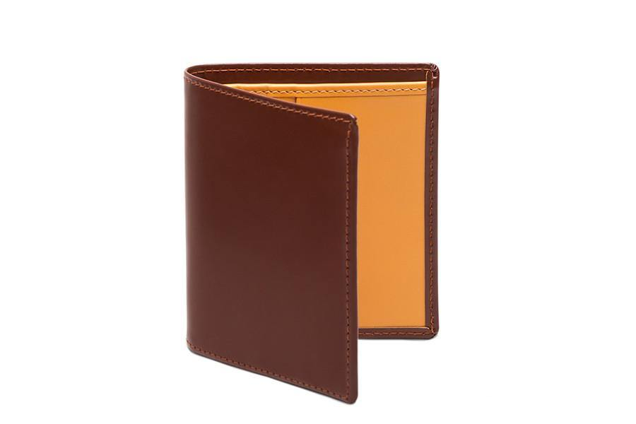 Bridle Mini Wallet - Havana (Personalisation)