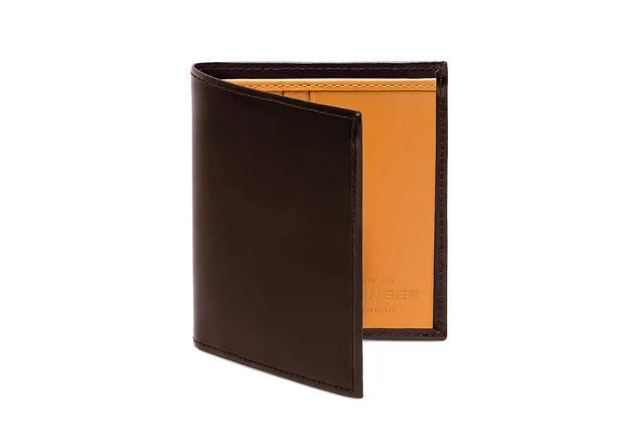 Bridle Mini Wallet - Nut - onlybrown