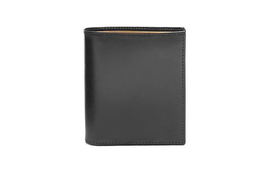 Bridle Mini Wallet - Ettinger Grey