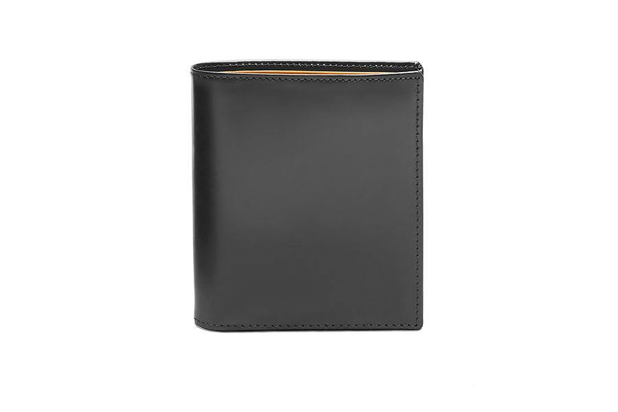 Bridle Mini Wallet - Ettinger Grey (Personalisation) - onlybrown