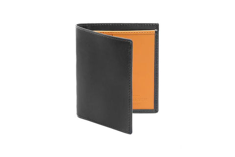 Bridle Mini Wallet - Ettinger Grey (Personalisation)