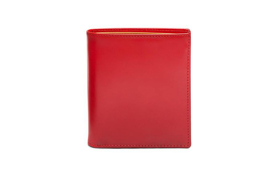 Bridle Mini Wallet - Red - onlybrown