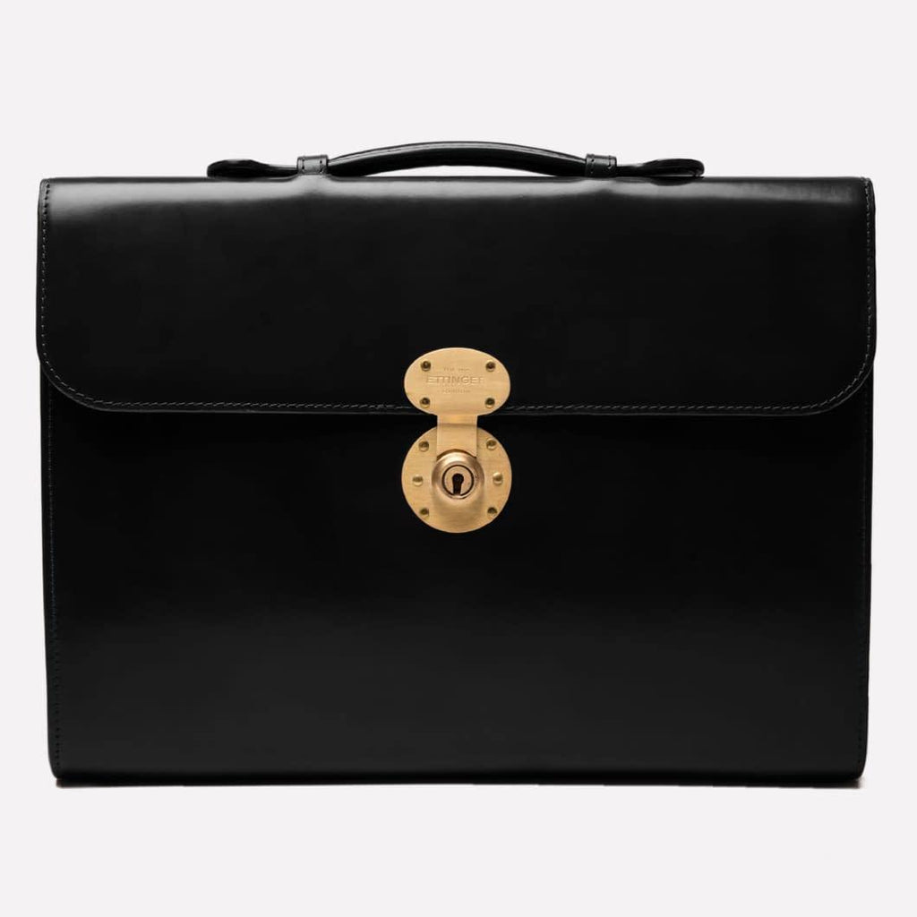 Burlington Briefcase - Black