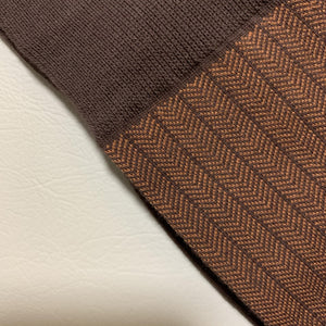 Herringbone - Brown