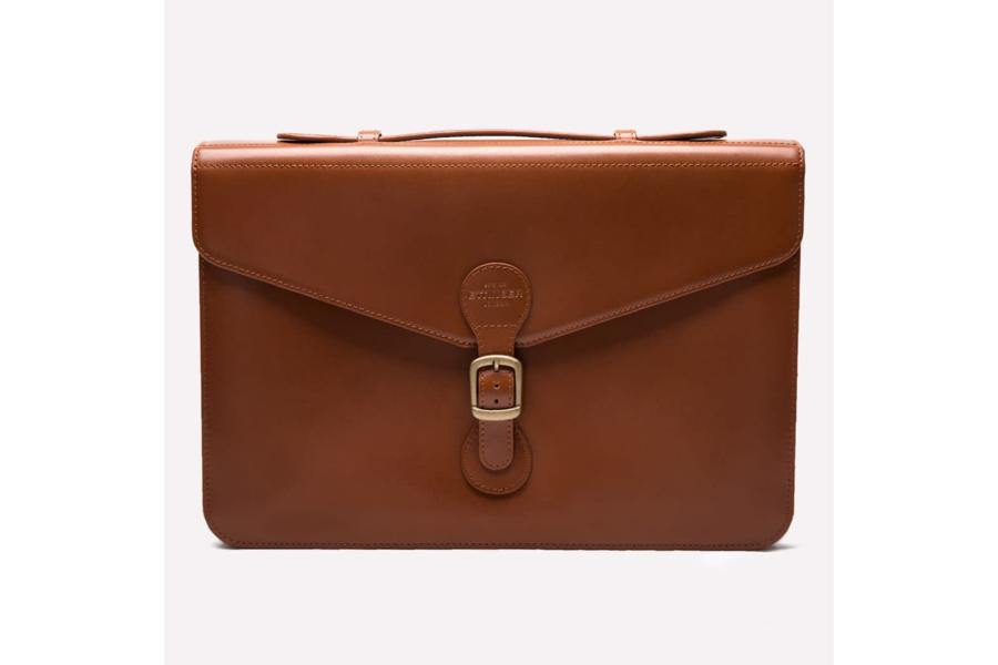 Jubilee Satchel - Dark Tan