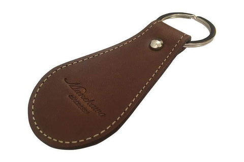 Shoehorn Key Ring - onlybrown