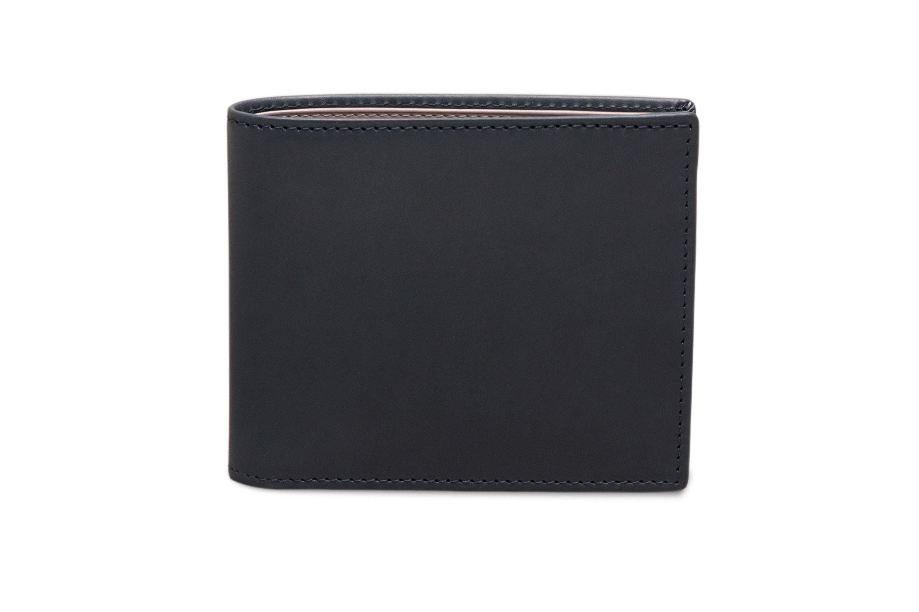 Saint Crispin Billfold - Deep Sea & Dry Stone