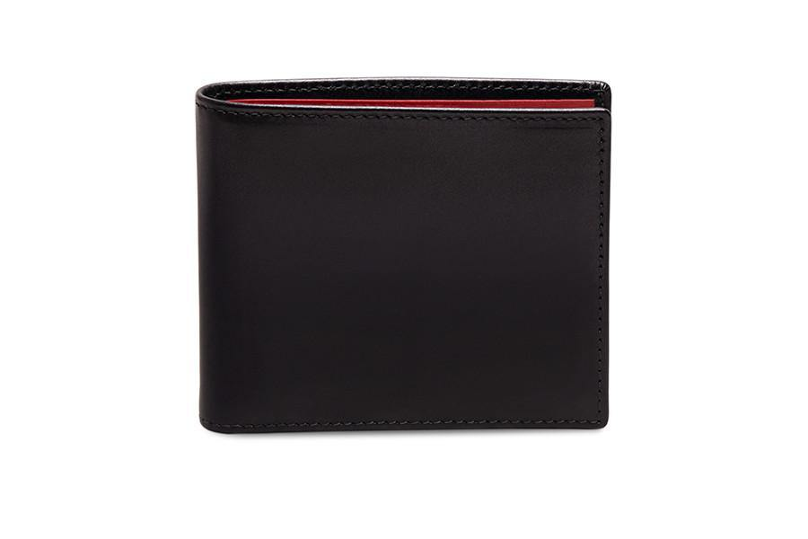 Sterling Red Billfold (Personalisation)