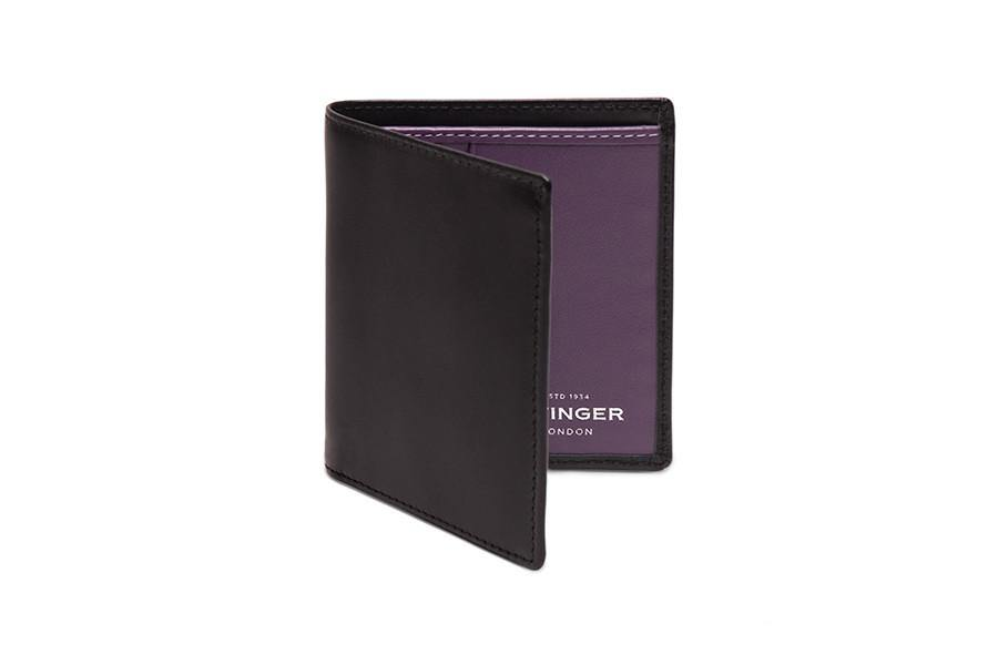 Sterling Purple Mini Wallet (Personalisation)