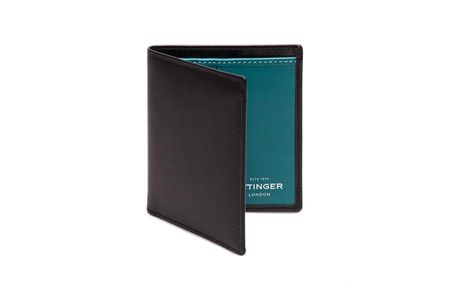 Sterling Turquoise Mini Wallet (Personalisation)