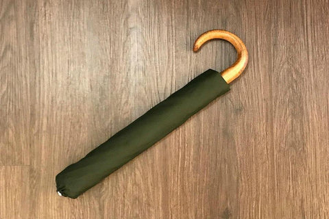 Telescopic Umbrella - DF Green
