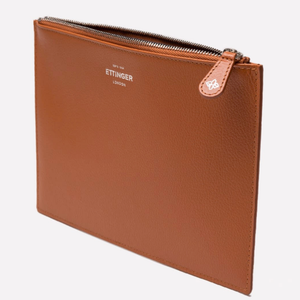 Capra Everyday Pouch - onlybrown