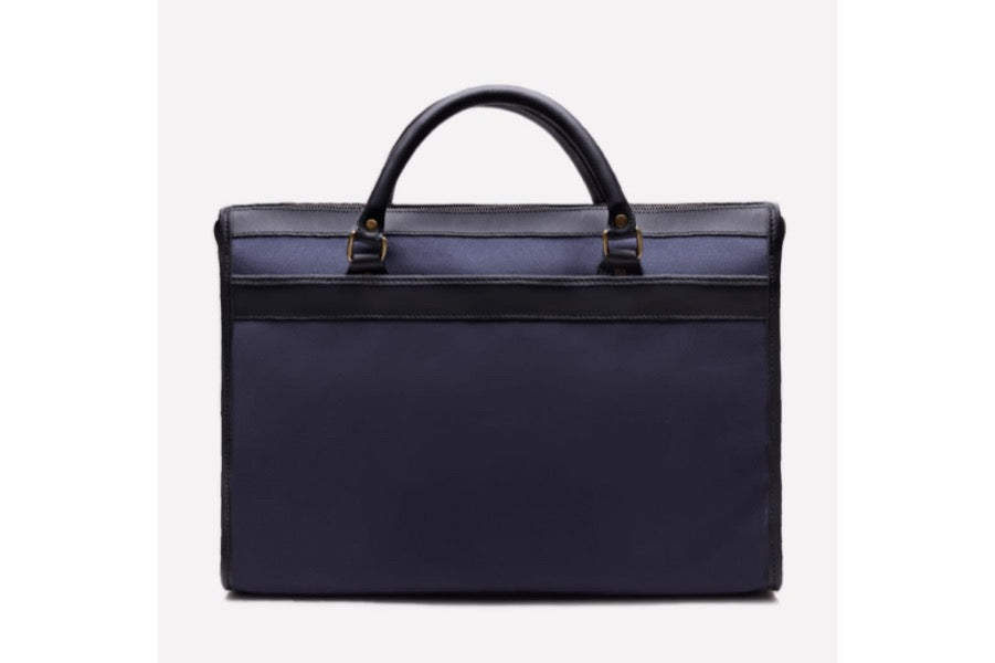 Wimbledon Briefcase - Navy