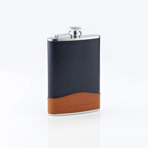 Captive Flask With Collar - onlybrown