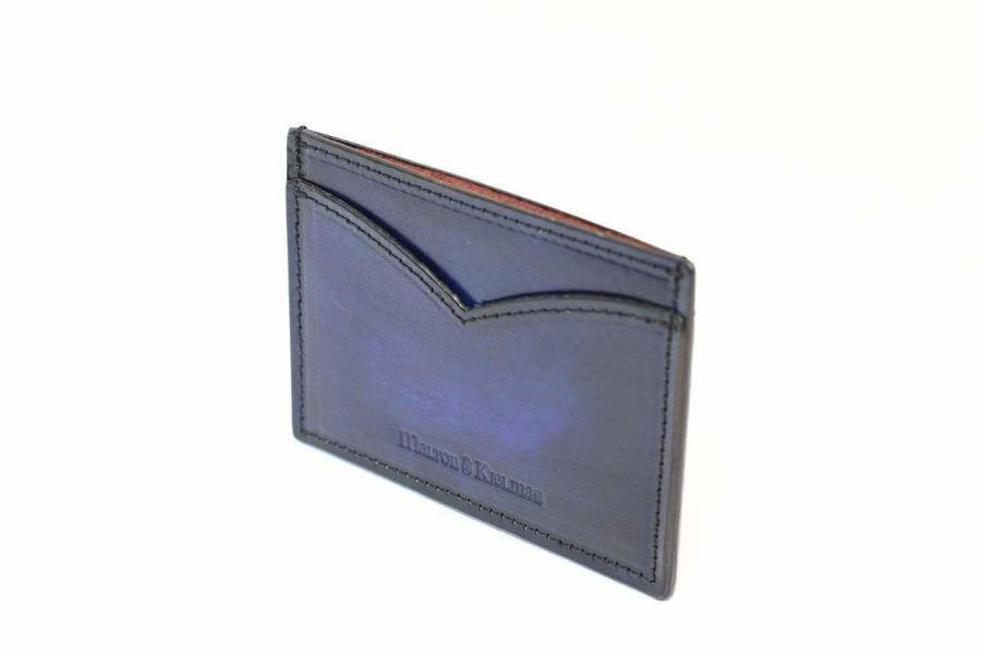 Signature Card Case (Blue) - -