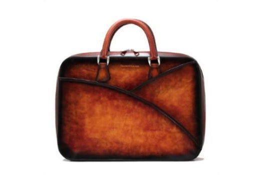 Signature Briefcase (MTO) - onlybrown