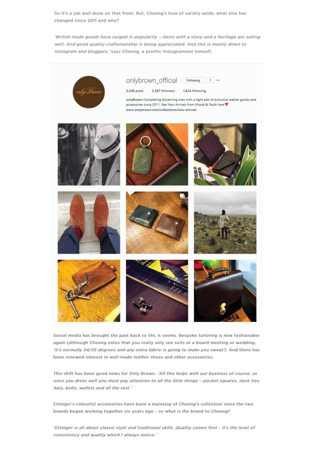 Ettinger Journal A/W 17 - Page.2