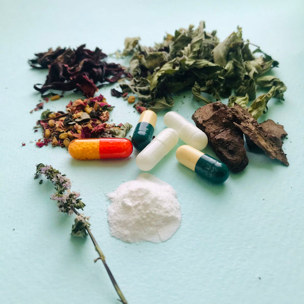 Using Herbal Supplements Safely