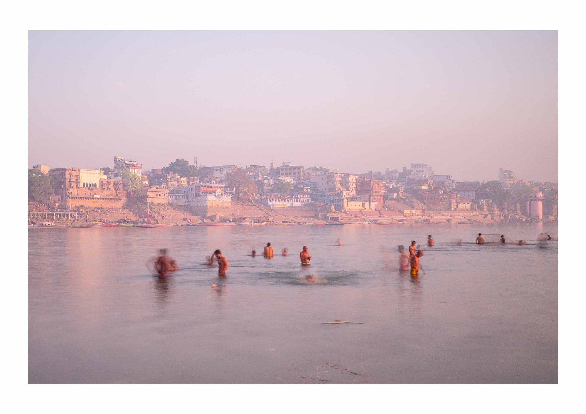 Bath in the Ganges
