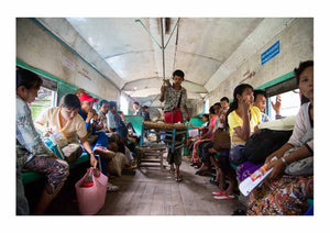 Yangon Circular Train I