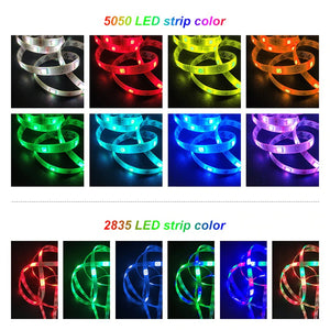 Bluetooth LED Strips Lights
