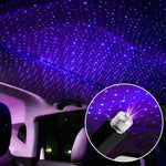 Mini LED Car Roof Star Night Lights Projector