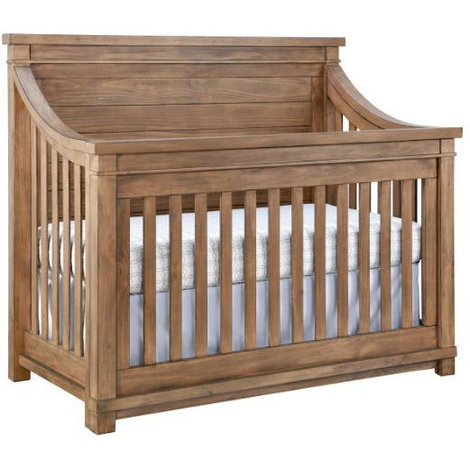 Baby Appleseed Rowan Convertible Crib - Freddie and Sebbie