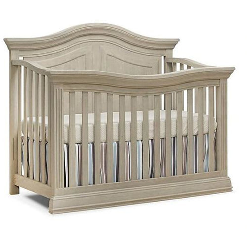 Sorelle Providence 4-in-1 Convertible Crib - Freddie and Sebbie